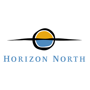 Horizon North logo