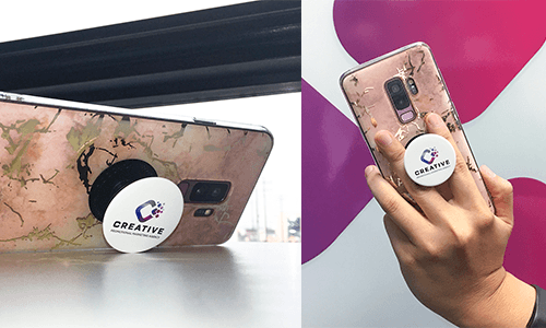 PopSocket Grips - tech accessories in promotional products Edmonton
