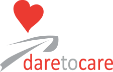 Dare To Care logo