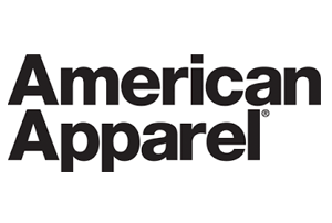 American Apparel brand for custom apparel and promotional products