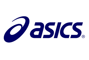 Asics logo - a brand for promotional products industry