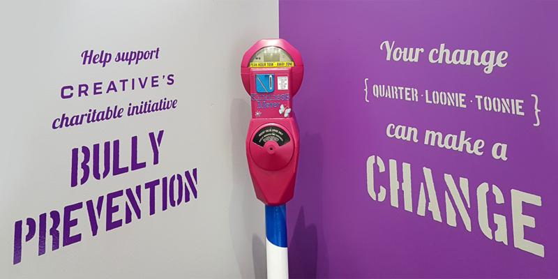 Bully Prevention - kindness meter