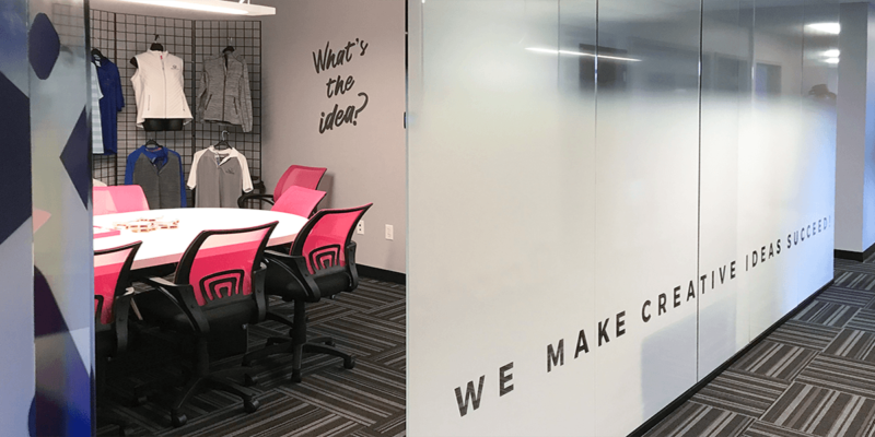 Creative office and boardroom