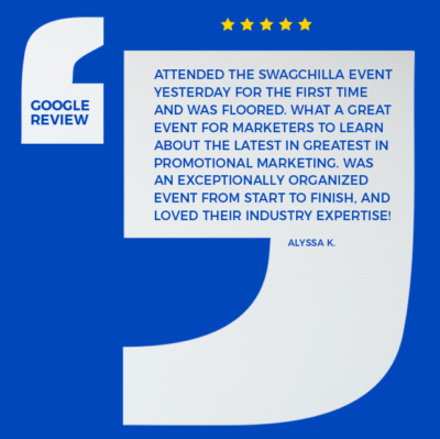 Swagchella Google Review 1