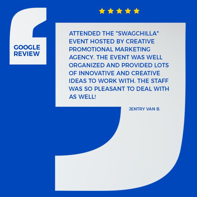 Swagchella Google Review 2
