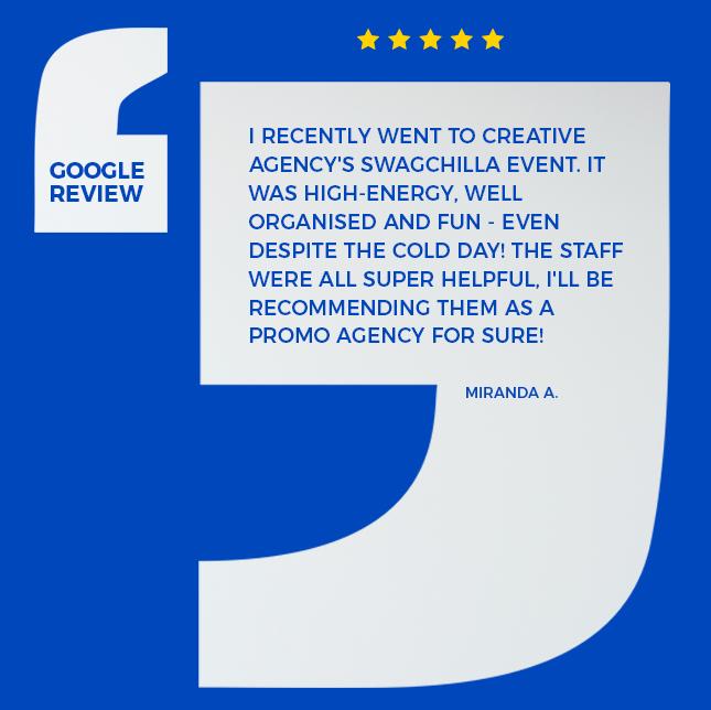 Swagchella Google Review 3