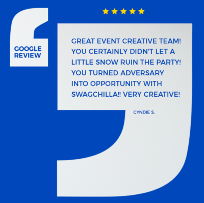Swagchella Google Review 4