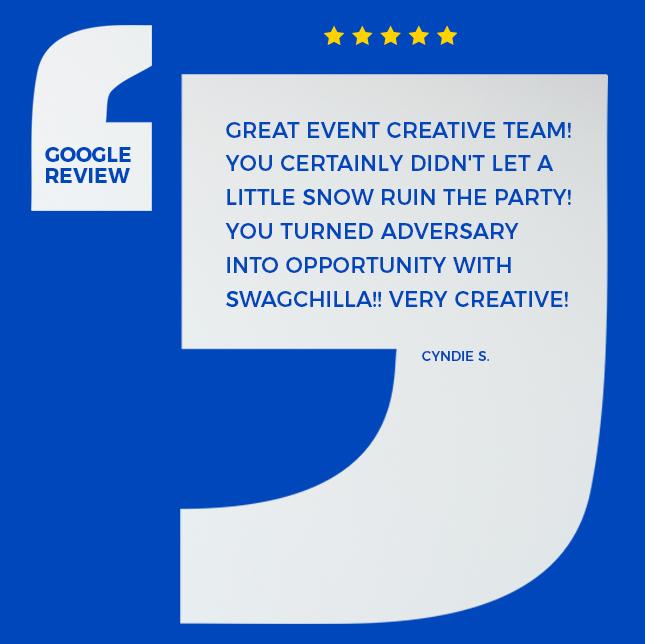 Swagchella Google Review 4
