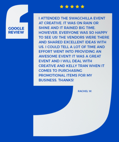Swagchella Google Review 5