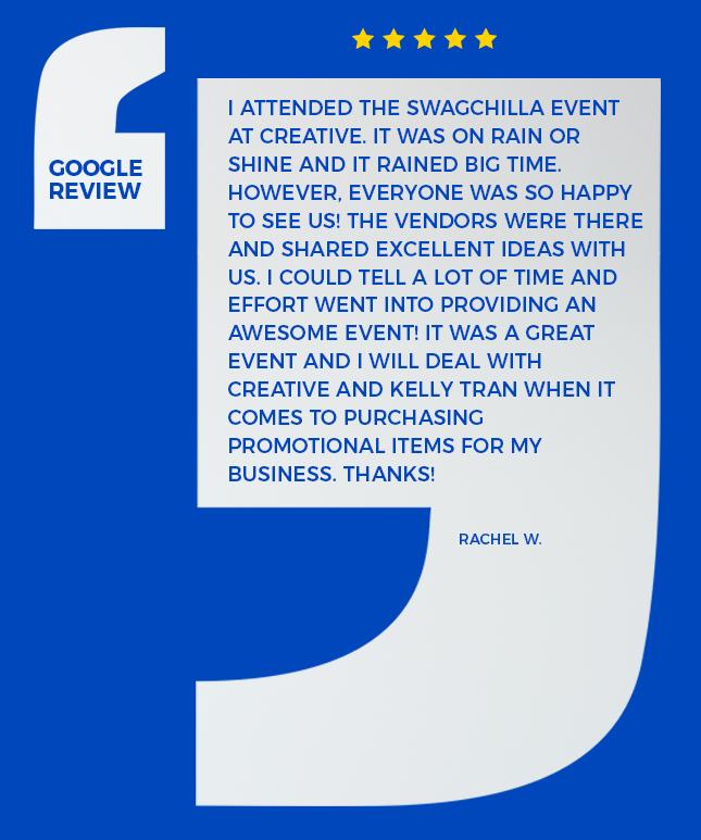 Swagchella Google Review 5