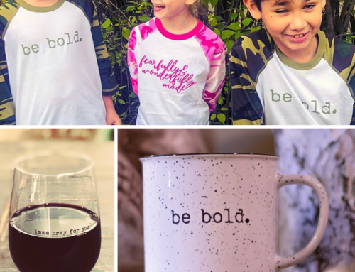 Retail Merchandise For A Lifestyle Brand
