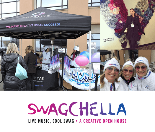 Swagchella, one of our company events