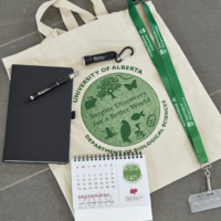 University of Alberta Department of Biological Sciences Promotional Products