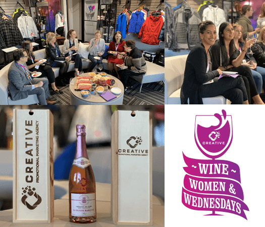 click here to view Wine Women Wednesdays which was one of our company events