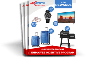Multiple Email Campaigns promoting the new Employee Incentive Program