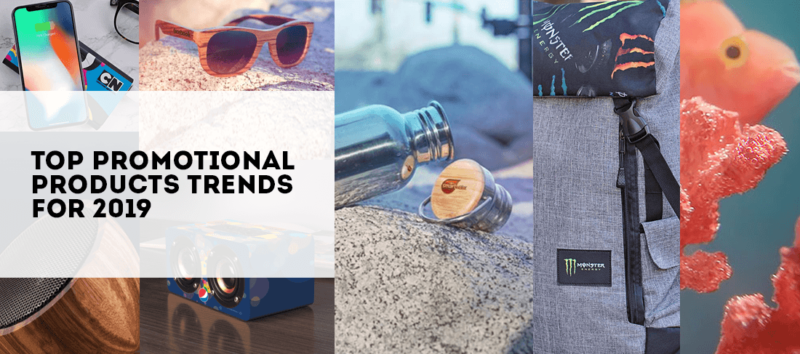 blog cover for the 2019 trends showing variety of trendy textures and patterns