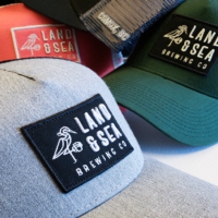 custom embroidered hats for grand opening promotion