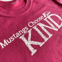 Mustangs Raising Awareness campaign