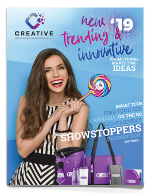 new, trending and innovative promotional products catalogues for 2019