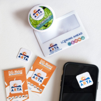 ARTA promotional products for tradeshows and conferences