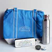 PIPSC project: new logo creation and launch with promotional products