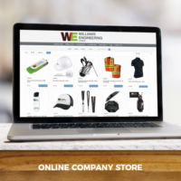 online company store for Williams Engineering