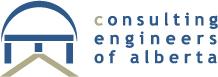 Consulting Engineers of Alberta logo