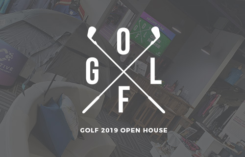 Golf 2019 Open House