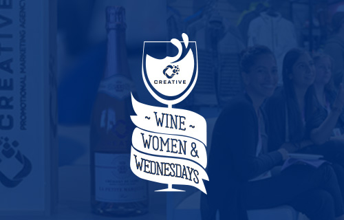 Wine Women & Wednesdays event
