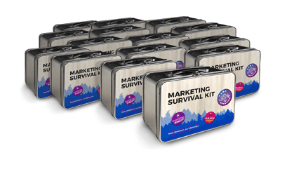 CREATIVE Marketing Survival Kits