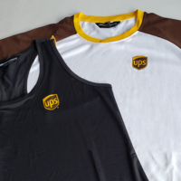 branded apparel for UPS
