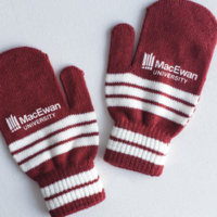 pantone-matched custom mittens