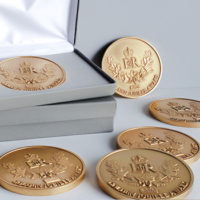 medals for commemorative gift for outstanding achievement