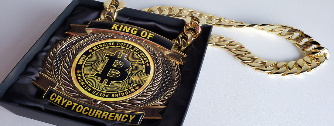 gold champ chain in custom box