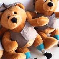 custom made teddy