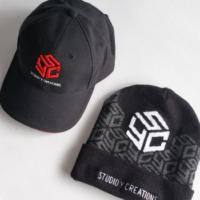 custom made decorated headwear