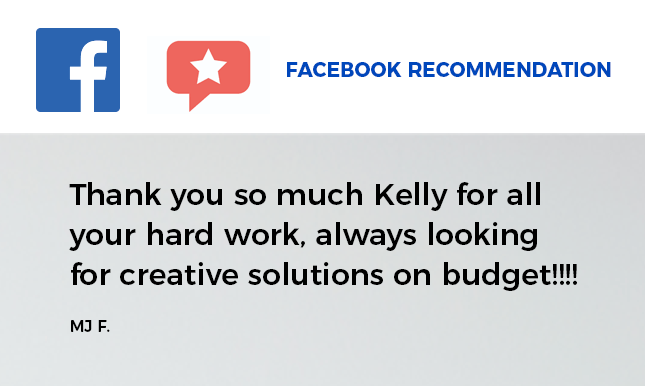 client recommendation from Facebook