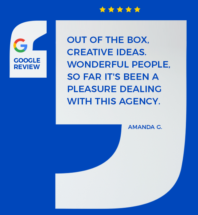 client review on Google