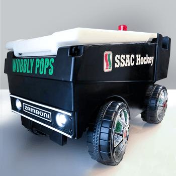 remote controlled zamboni cooler truck