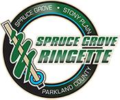 Spruce Grove Ringette Logo