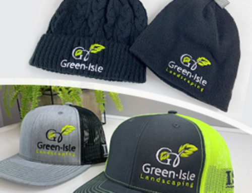 New Logo And New Branded Headwear