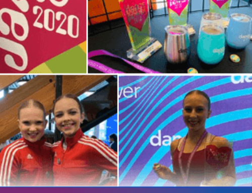 Social Multi-Media Project: Dance Power 2020 Competition