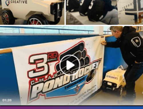 Social Media Video Project: Charity Pond Hockey Tournament
