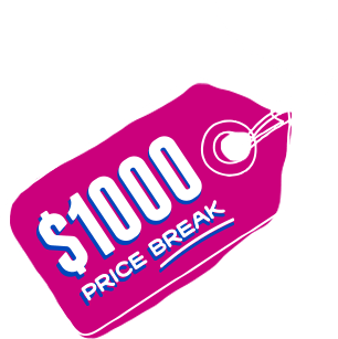 $1000 Price Break icon