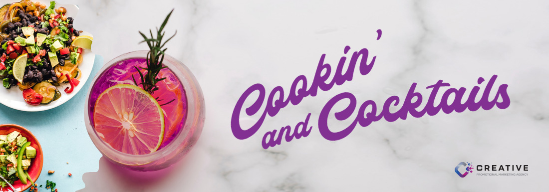 CREATIVE Cooking Cocktails