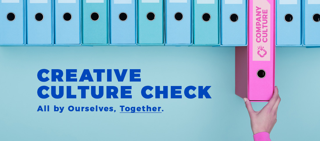 Creative Culture Check blog cover