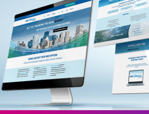 Website Design Financial Services