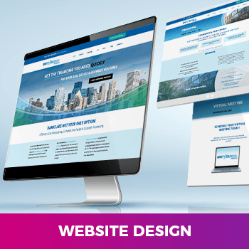 Website Design in Edmonton case study project