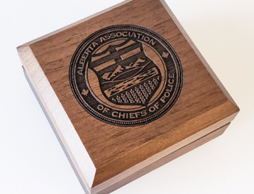 Custom Branded Keepsake Box