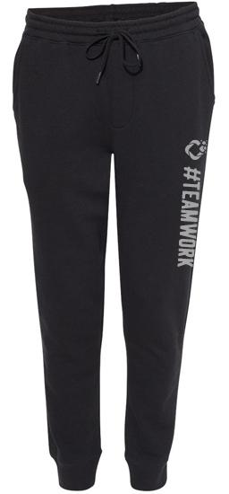 logoed sweatpants
